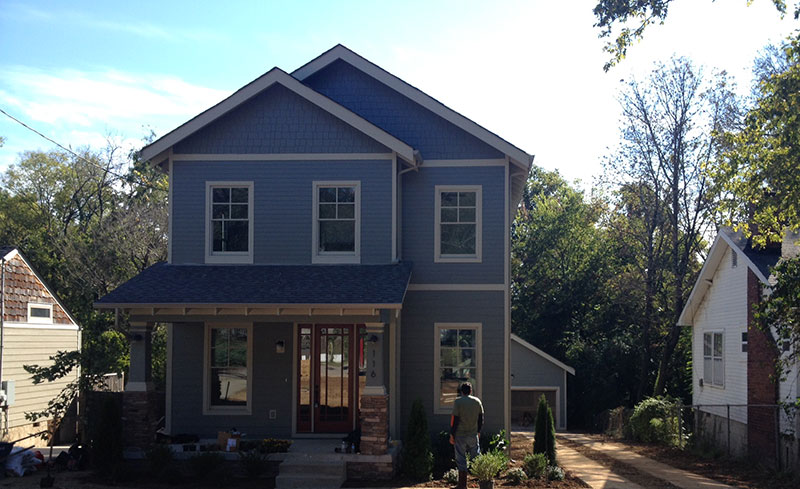 East Nashville Home Sold